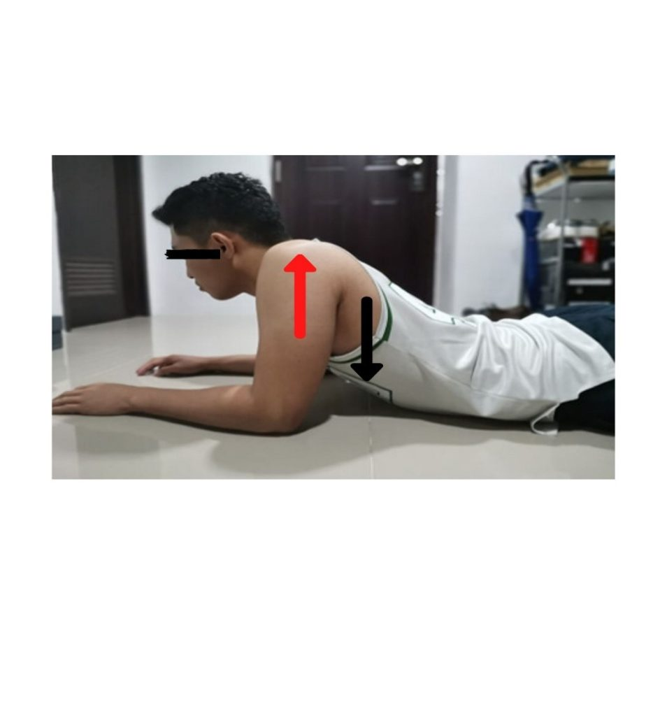 Simple Home Exercises to Help with your FROZEN SHOULDER!
