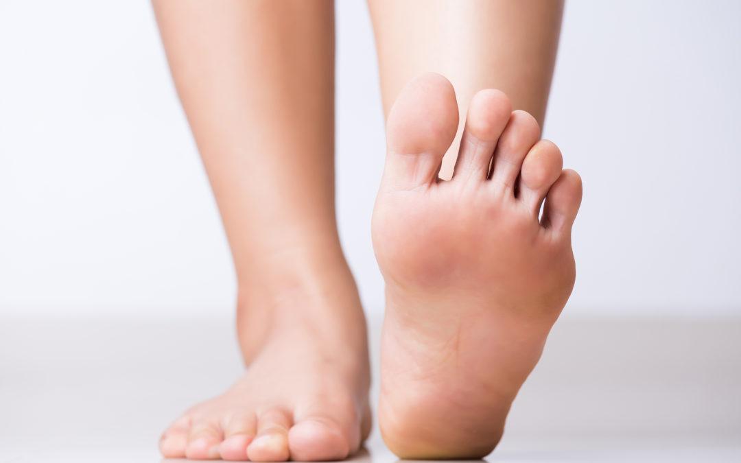 Female Foot Pain