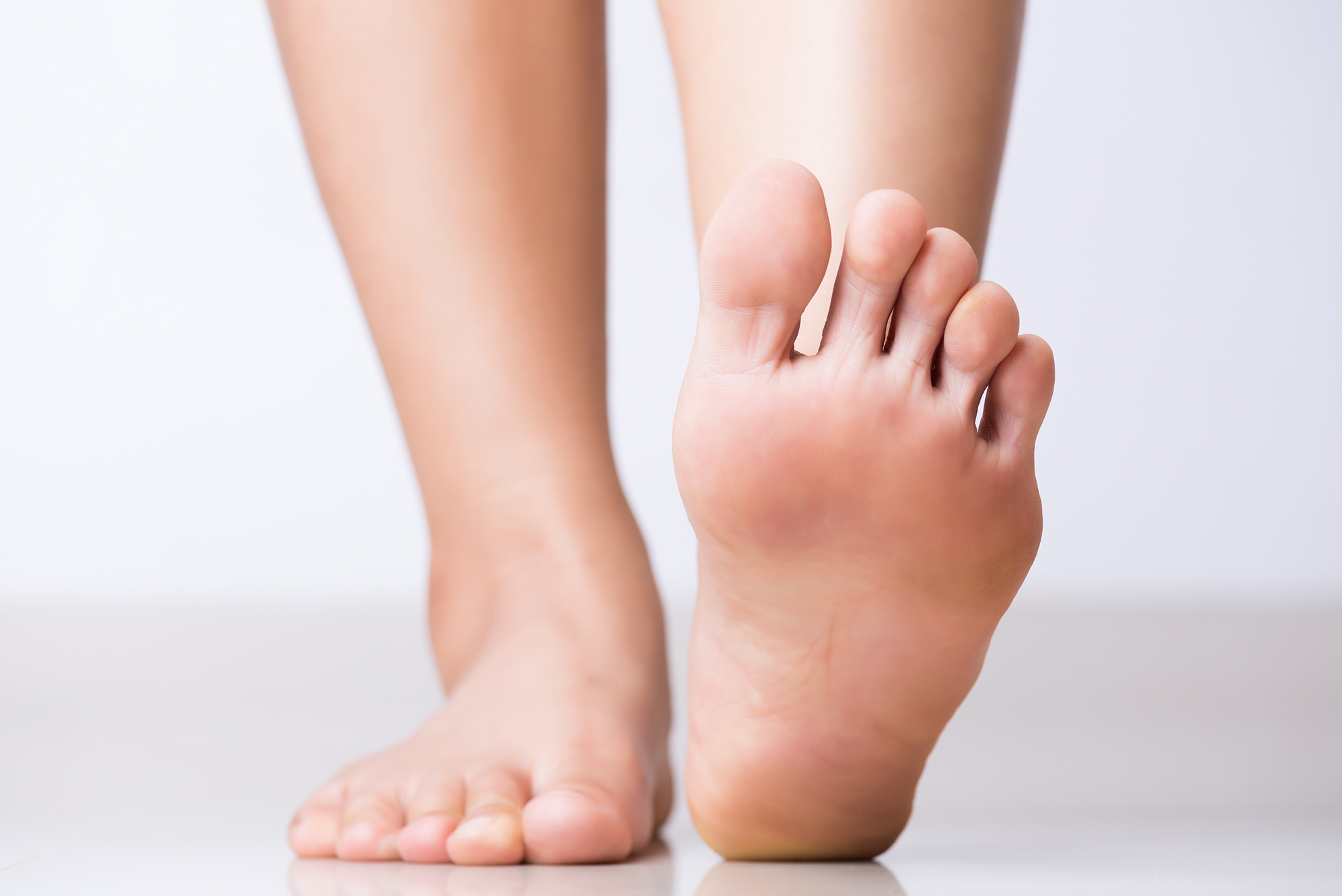 Female Foot Pain