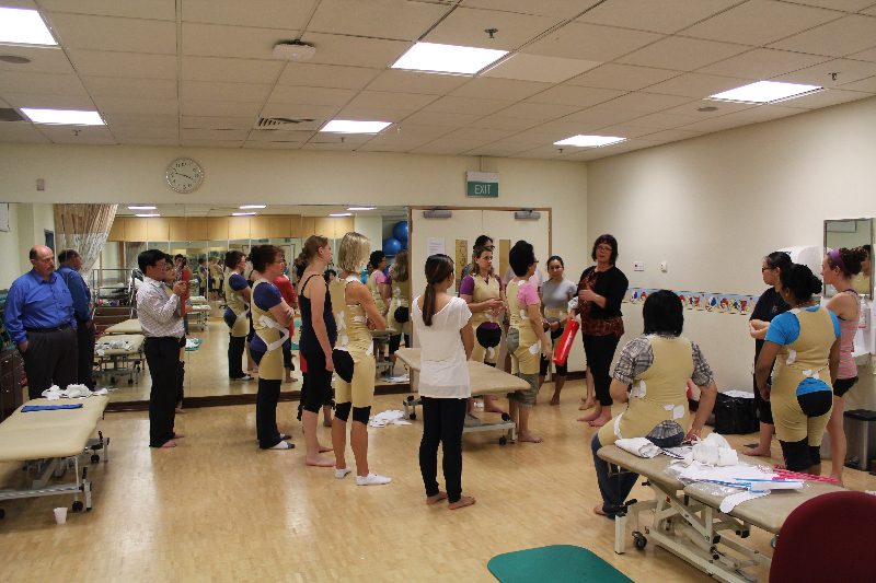Physio Asia Therapy Workshop